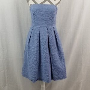 J Crew Tube Top Dress